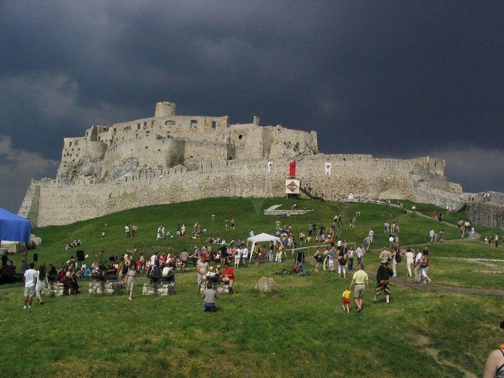 Spišský hrad -  Turistika, mapy, fotografie, ubytovanie, ... - Spišský hrad