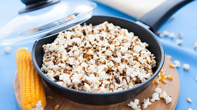 Popcorn maken in spannende smaken | 24Kitchen