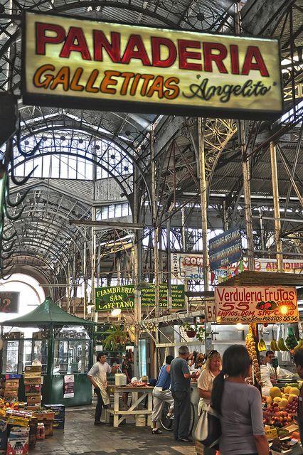 Mercado de San Telmo - Buenos Aires | Flickr - Photo Sharing!