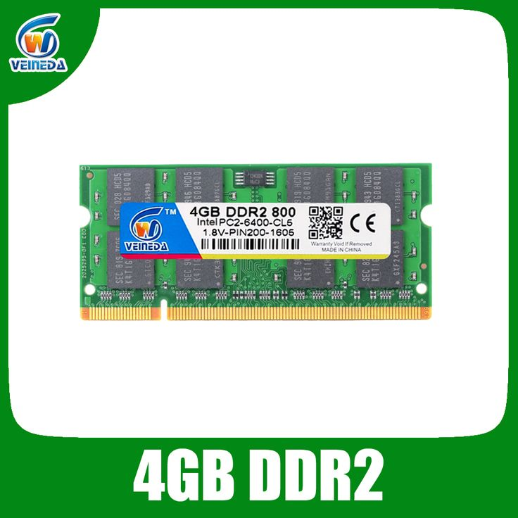 Sodimm 4gb ddr2 800Mhz ram ddr2 667mhz notebook for Intel amd mobo Support ram ddr2 pc6400 Lifetime Warranty