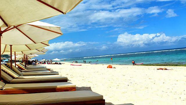 Ragam Wisata dan Kuliner Indonesia: Pandawa Beach in Bali