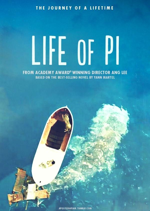 Movie 292 pinterest for Life of pi piscine molitor