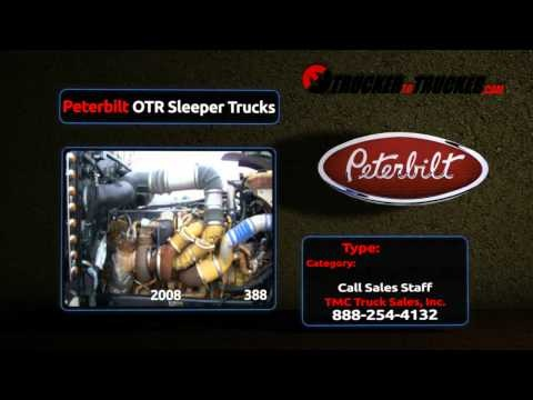 Peterbilt Sleeper Trucks Trucks For Sale   http://www.truckertotrucker.com/trucking/peterbilt-conventional-sleeper-trucks.cfm   Shop Pete sleeper trucks for sale online at Trucker To Trucker. Excellent selection and simple shopping with listings from Peterbilt truck dealers, independent truck dealers and owner operators in the USA and Canada. New and used trucks for sale!