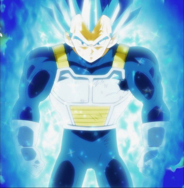 Vegeta SSJB 2, Dragon Ball Super Episode 123