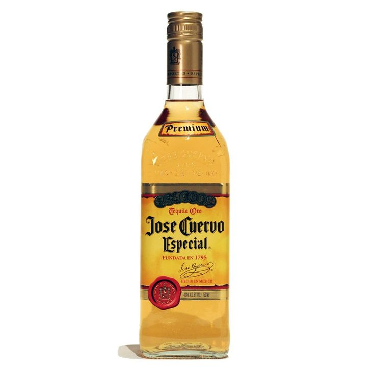 Jose Cuervo Gold Tequila. Classic Jose Cuervo - Need we say more?  | spiritedgifts.com