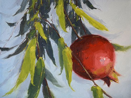 ... by Laurel Daniel Oil ~ 18 x 24   Painting   Pinterest   Fruit and Oil