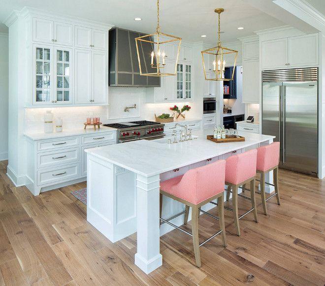 Kitchen Hardwood Floor. Kitchen Hardwood Flooring. White Oak Kitchen  Hardwood Floor. White Oak · Shingle Style HomesHome Interior DesignKitchen  ...