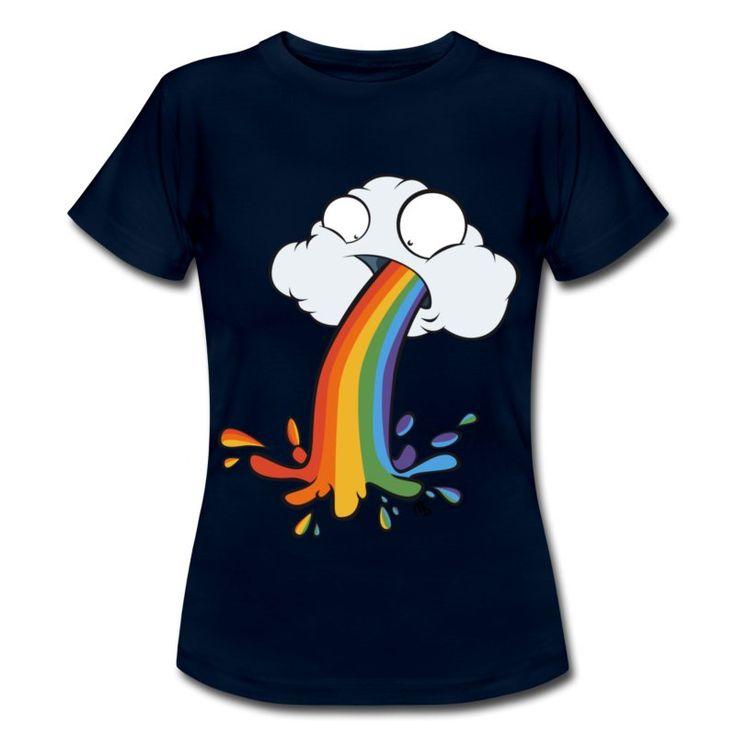 Hvit  T-skjorter - T-skjorte for kvinner