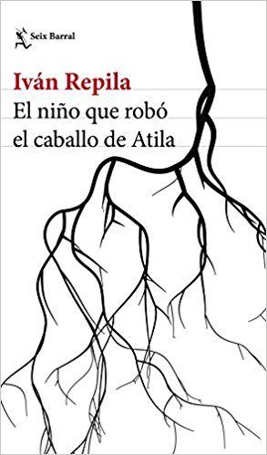 El niño que robó el caballo de Atila / Iván Repila https://cataleg.ub.edu/record=b2226842~S1*cat Dos hermanos, el Grande y el Pequeño, luchan por salir del pozo en el que han sido confinados en mitad de un bosque.