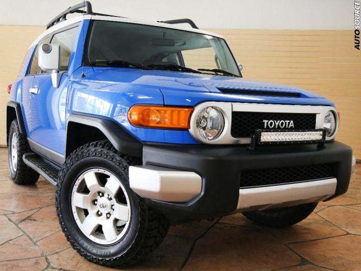 2007 Toyota FJ Cruiser $19995 http://www.autosourcehawaii.com/inventory/view/10107390