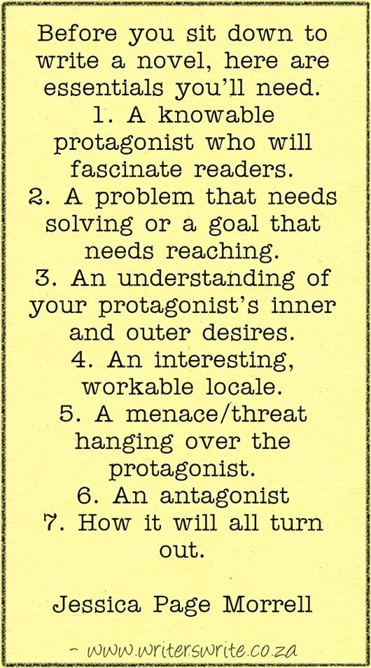 Best 25+ Writing a novel ideas on Pinterest Creative writing - how to write a