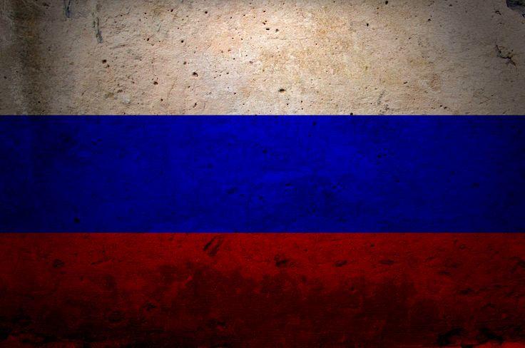 Soviet Union USSR Grunge Flag  by Undevicesimus