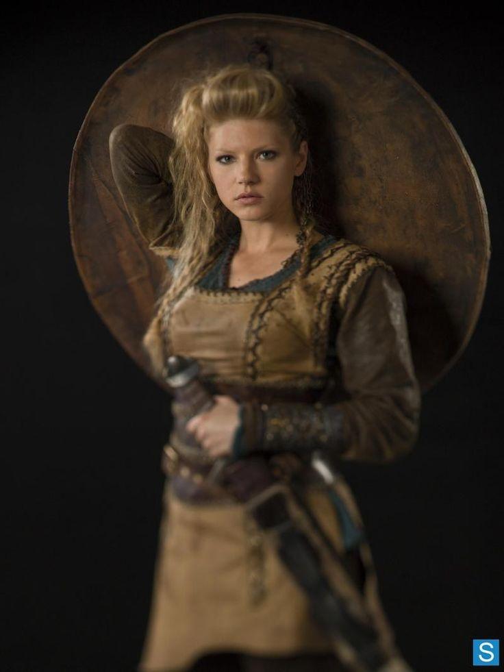 Fotos do elenco de Vikings, a nova série do History Channel - Minha Série