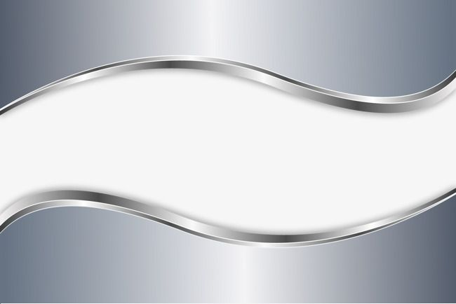 Vector Metal Lines Background White Decoration Business Png And