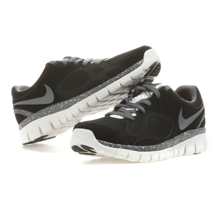 FLEX 2012 RN EXT Sneaker Damen von Nike in schwarz