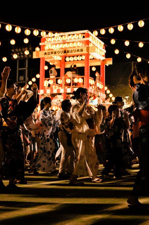 【盆踊り】Matsuri