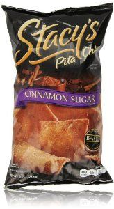 Stacy's Pita Chip, Cinnamon Sugar, 8 Oz