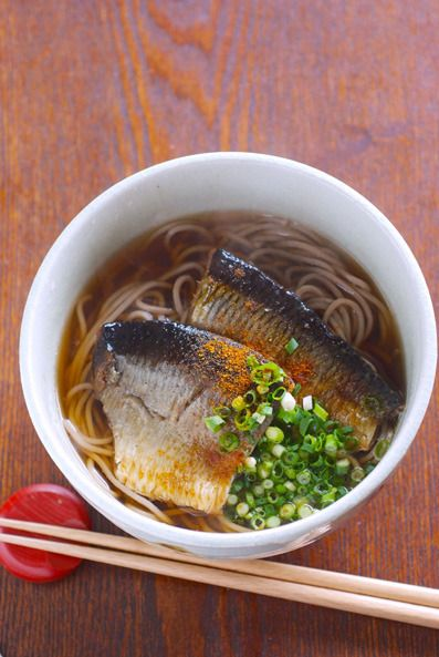 北海道サイコー^^☆ニシンそば、美味しくできました♪ by P子さん ...
