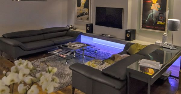 Case Study: Mews House in London with Loxone Automation