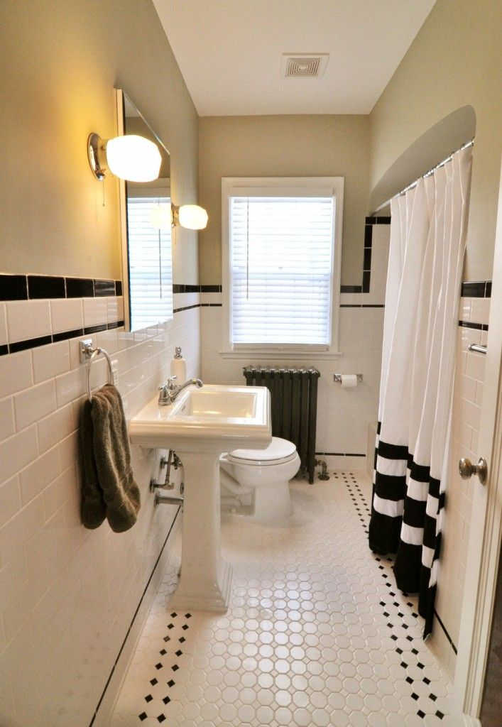 7 best images about my crazy life bungalow bathroom on for Bungalow bathroom designs