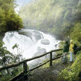 Puyehue National Park near Osorno, Chile