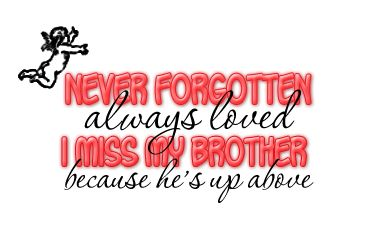 I Love My Brother Quotes | miss my brother graphics and comments