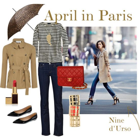 April In Paris.  http://theaestheteandthedilettante.com/2012/04/17/what-to-wear/