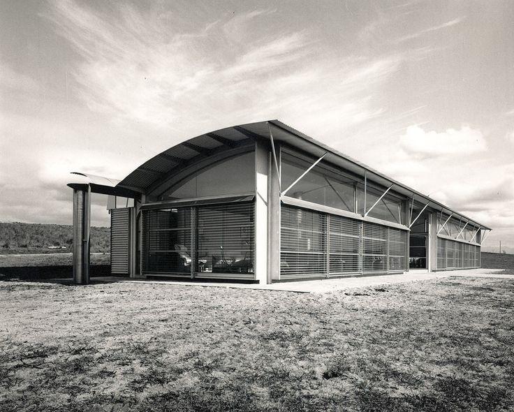 Magney House, Bingie Bingie, 1982–84 by Glenn Murcutt won the National Award for Enduring Architecture at the 2011 National Architecture Awards.