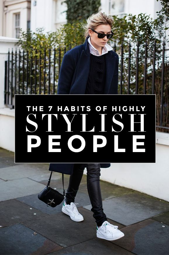 Stylish-People-habits