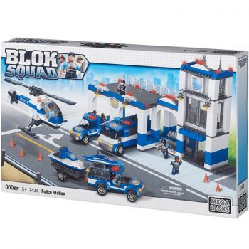 Mega Bloks Polis İstasyonu Oyun Seti