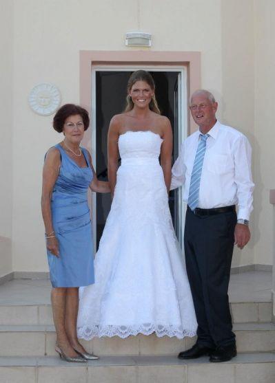 Foto's: Griekenland: Margreet & Alecos - De bruiloft - Buitenlandse Bruiloft - Net5