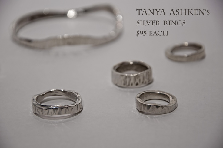 Rings can be made to your size