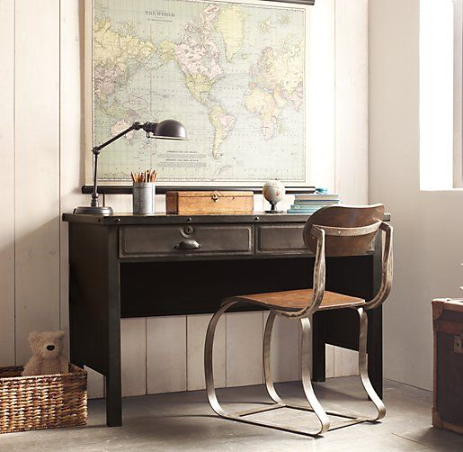 76 best childrens workspaces images on pinterest kid bedrooms rh baby childs vintage world map tapestrymodeled after the nostalgic pull down maps that were once fixtures in american classrooms our oversized canvas gumiabroncs Gallery
