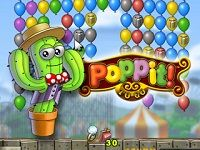 Poppit is one best online puzzle games. In this Game we need to Reduce your stress level by popping groups of 2 or more balloons of the same color!