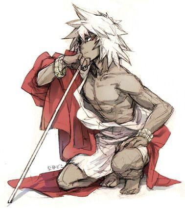 Afekia, Thief King Bakura