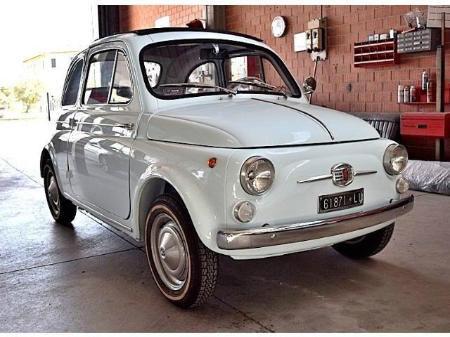Https Www Autoscout24 De Angebote Fiat 500 D Del 1963 Perfetta