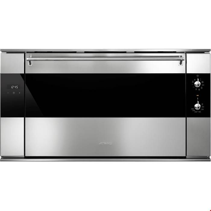 Smeg SF9315XR 90cm Classic Multifunction Oven in Stainless Steel