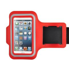 iPhone 5 Armband in Red