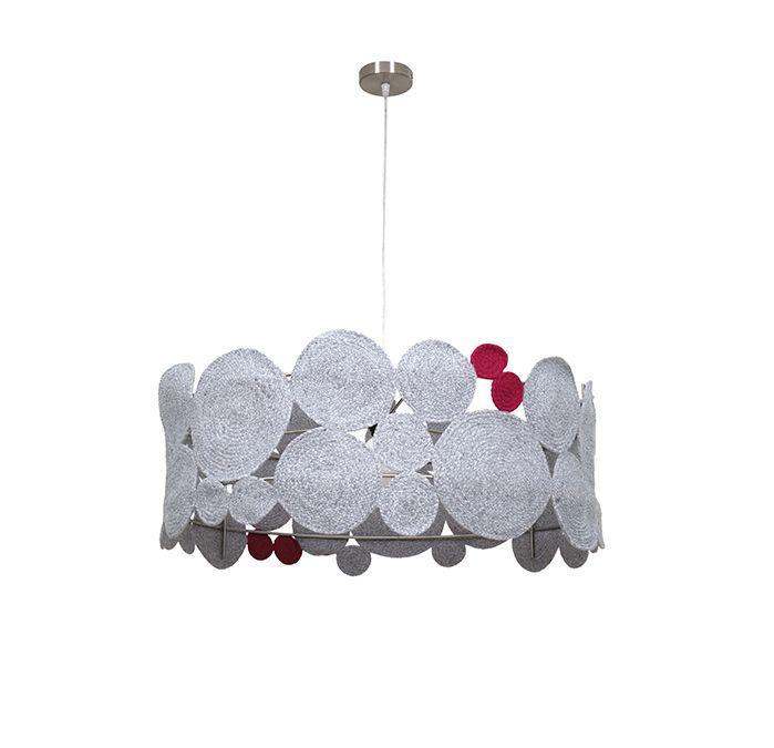 Darono   IN   Waterlily Suspension Lamp #darono #furniture #design #decor #designfurniture #ecofriendly #portugal #handmade #creativefurniture #moderndecor #interiordesign #interiordecor #interiorfurniture #lamp #suspensionlamp