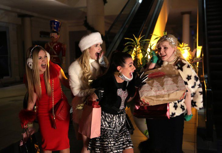 Pin for Later: All the Bloody Details We Have About Scream Queens Season 2 The Setting
