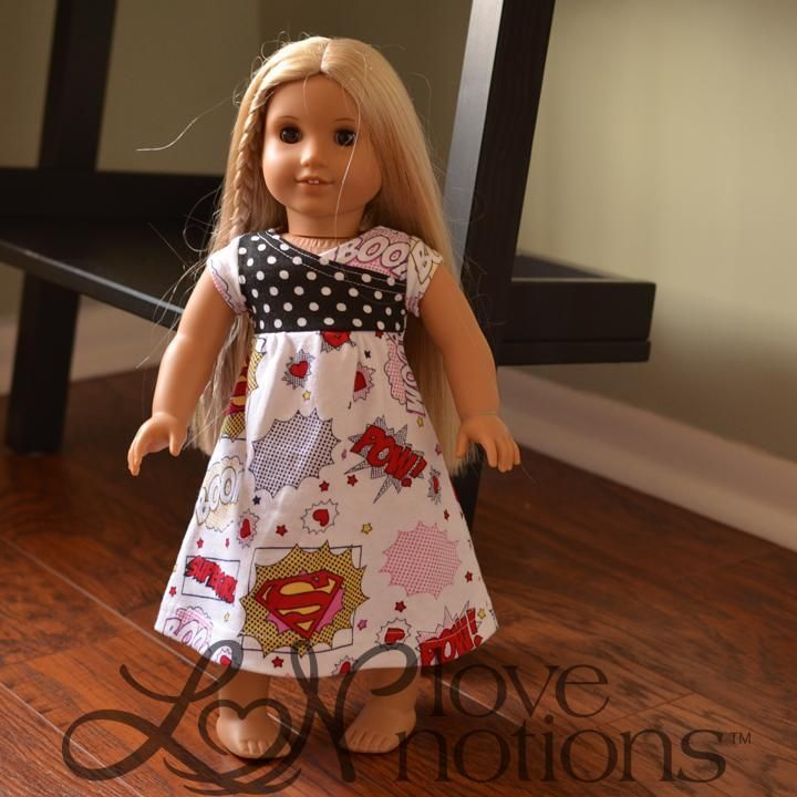 133 best Doll Pattern 18 inch doll images on Pinterest | American ...