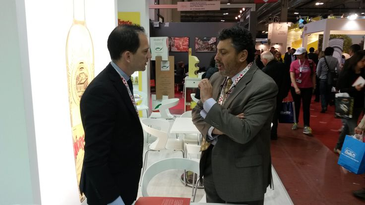 Rocco Moreno at #CIBUS Fair 2014