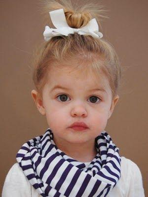 peinado niña 1 año - Buscar con Google