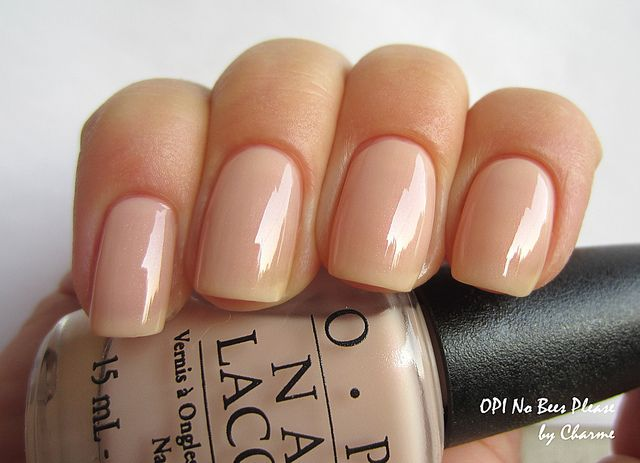OPI No Bees Please via charme_cosmo flickr