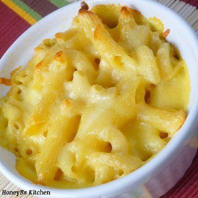 healthy(er) mac 'n' cheese