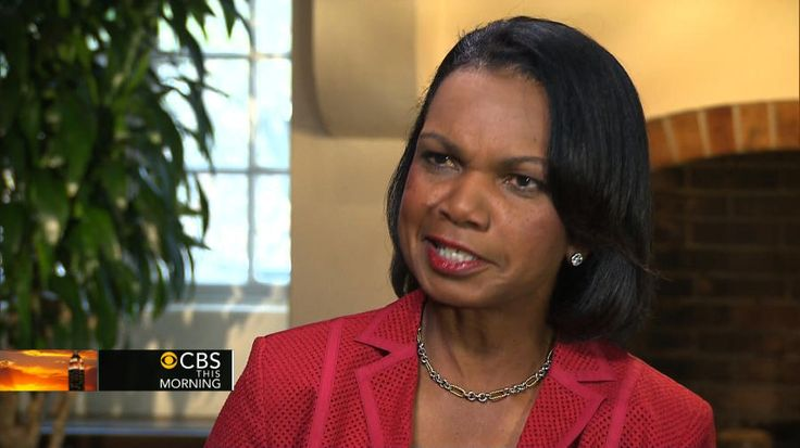"Military intervention a ""dark day"" for Egypt - Condoleezza Rice spoke with Charlie Rose on CBS This Morning about the military's intervention in Egypt and what that means for the country moving forward."