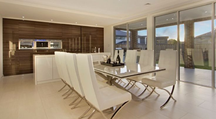 Be #inspired to #build your #dreamhome with this #modern dining area from #FocusHomes. Worth visiting at #Kellyville this #Easter #longweekend! --- #whereitallbegins #yourhome #inspiration #motivation #discover #create #dreamhome #newhome #yourhome #homedesign #housedesign #moderndesign #home #homes #house #houses #modern #homeidea #homeinspo #homeinspiration #homestyle #design