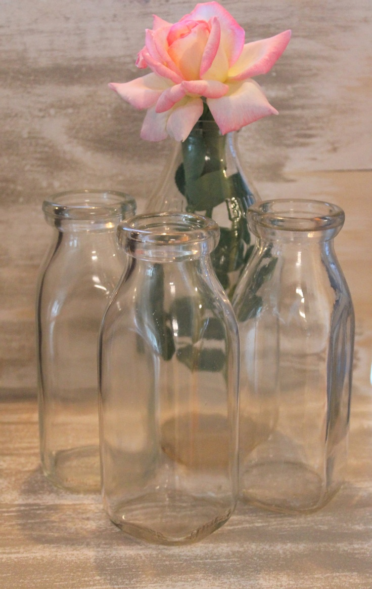 77 best vintage milk bottles images on pinterest glass milk one quart milk bottle these are great for shabby vases the quart bottle is shown behind the pints reviewsmspy