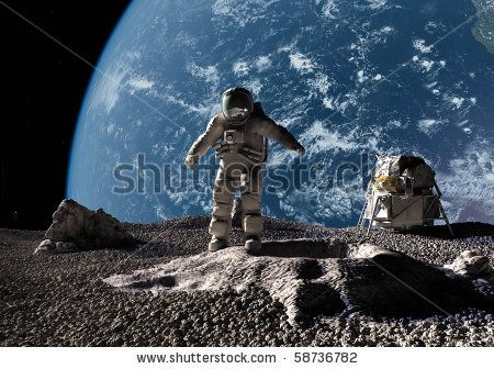 Asteroid mining. The view from here.