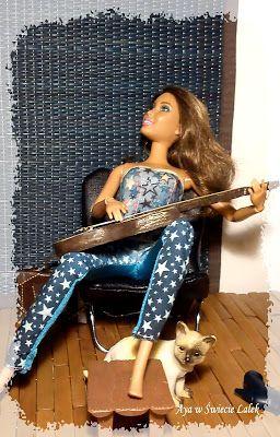 handmade furniture for Barbie